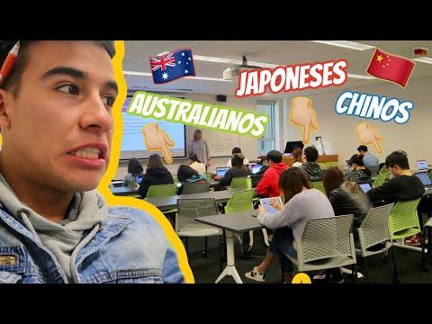 CÓMO ES UNA CLASE EN UNA UNIVERSIDAD EN AUSTRALIA?   Steeven Martinez