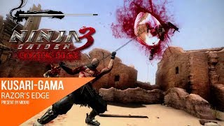 Kusari-Gama in Ninja Gaiden 3: Razor's Edge. Hope you all enjoy. Pl...
