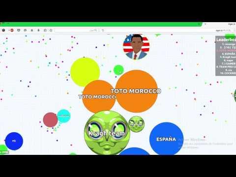 TOTO MOROCCO Agar.io Gameplay (5202)