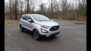 Video 2018 Ford EcoSport SES 4X4|Walk Around Video|In Depth Review download MP3, 3GP, MP4, WEBM, AVI, FLV Juli 2018