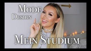 MODE DESIGNER WERDEN? MEIN STUDIUM | PaulinaMary