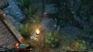 Lara Croft And The Guardian Of Light - PC Gameplay Maxed Out 2/2 HD