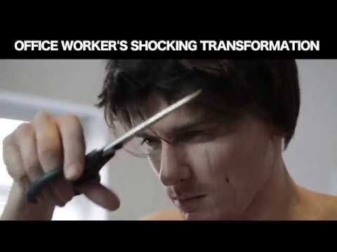 Office Workers Shocking Transformation