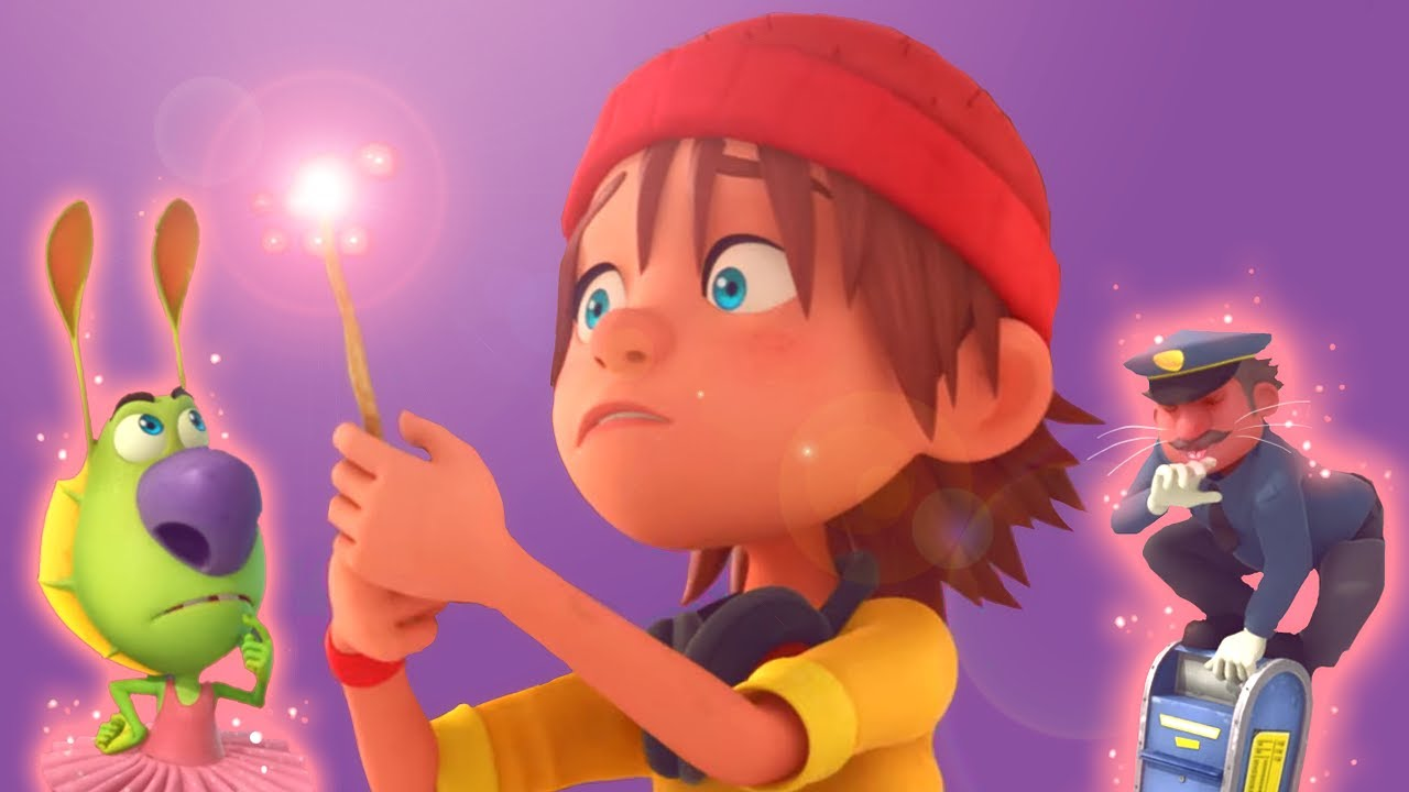 🌠 Псэмми – Пять детей и волшебство 🛸 | Хочу стать волшебником! (14 серия)
