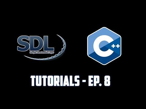 Rendering Text - C++/SDL 2 Tutorials Ep. 8