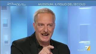 Antonio Scurati: 'Il fascismo ha formato l'identità italiana. Mussolini e D'Annunzio usarono ...