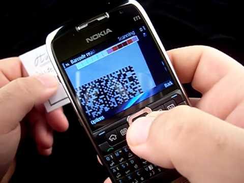 nokia e71 barcode reader in arabic youtube rh youtube com Nokia E51 Nokia E75