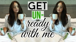 Get Unready With Me: Summer Edition!