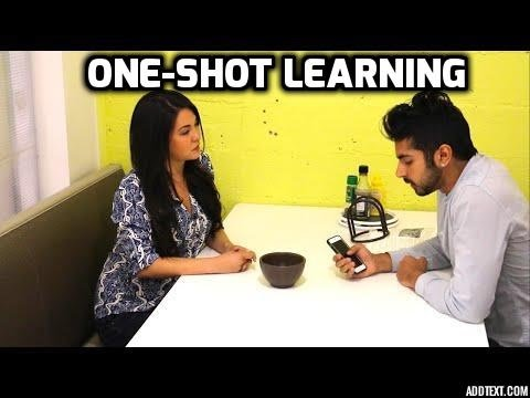 One-Shot Learning - Fresh Machine Learning #1