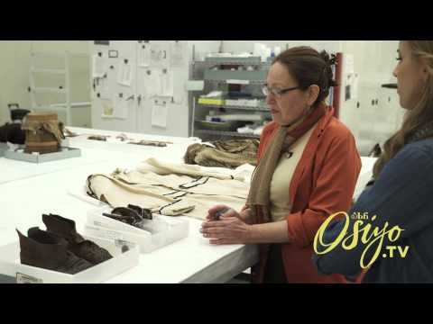 Coming up on OsiyoTV... A tour of the Smithsonian's Cherokee archives