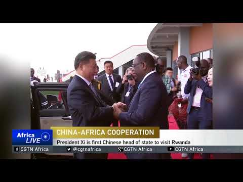 President Xi Is First Chinese Head Of State To Visit Rwanda