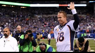Peyton Manning's Return to Indianapolis 2013