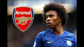 Willian ajiunga na Arsenali kwa mkataba wa miaka mitatu | Zilizala Viwanjani