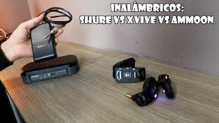 INALÁMBRICO PARA GUITARRA 🎸 Shure VS Xvive VS Ammoon