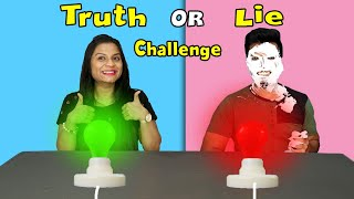 Truth Or Lie Challenge | Hungry Birds