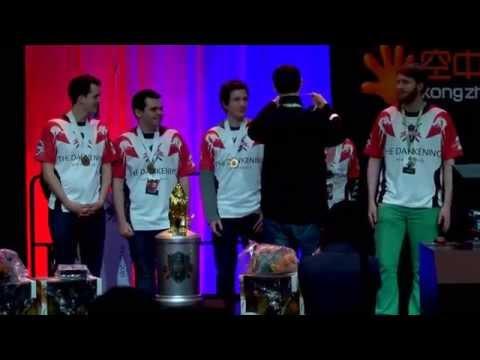 Guild Wars 2 WTS Boston - Grand final: The Abjured vs. Orange Logo