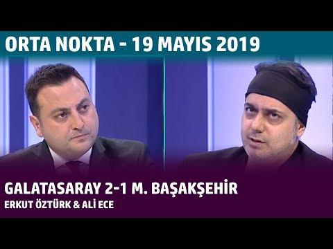 Orta Nokta - Erkut Öztürk & Ali Ece | Galatasaray 2-1 M. Başakşehir - Şampiyonluk Maçı