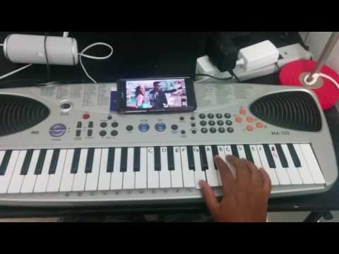 Seethakalam Song on Piano - Son of Satyamurthy