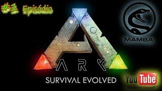 Ark GamePlay Episodio #1