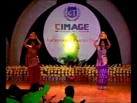 CIMAGE PATNA - 'Parents Day' Celebrations ( State Dance)