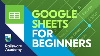 Google Sheets Tutorial for Beginners 2019🔥