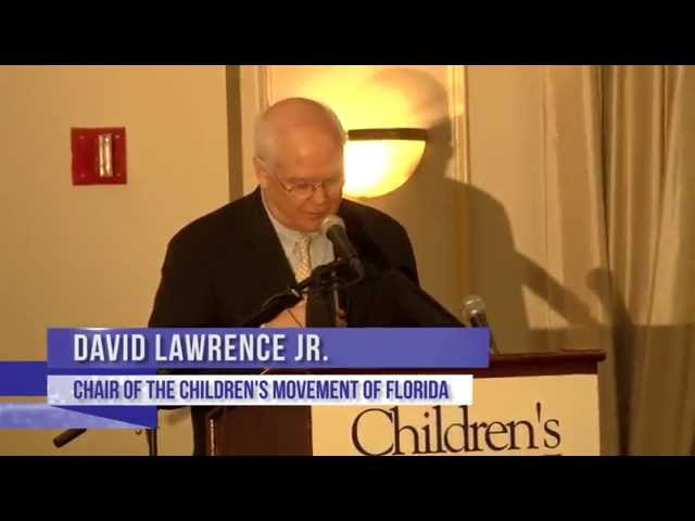 2014 Children's Week Business Leaders Luncheon: David Lawrence Jr.