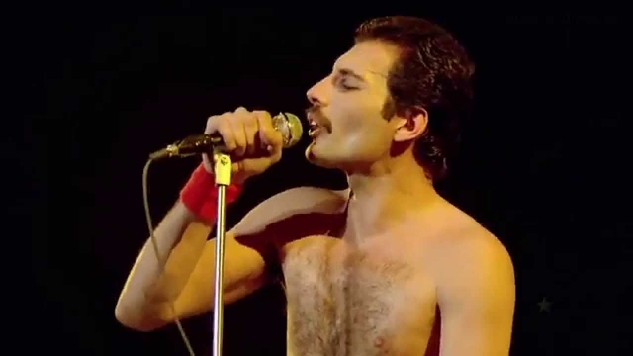 Queen (Freddie Mercury): Love of My Life - YouTube
