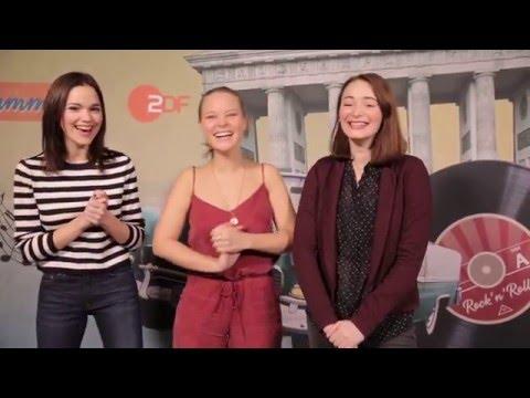 "KU'DAMM 56: Outtakes #2 ""Lachkrämpfe"" mit Sonja, Emilia & Maria  // UFA FICTION"
