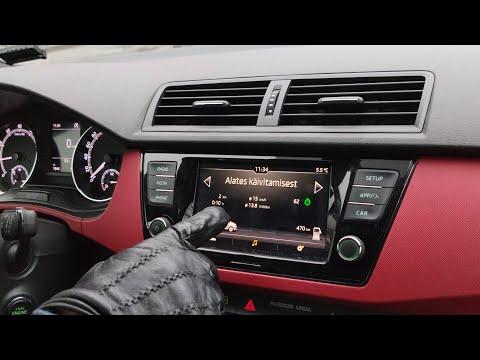 Новая SKODA FABIA 2020, расход как у 4.4 BMW.