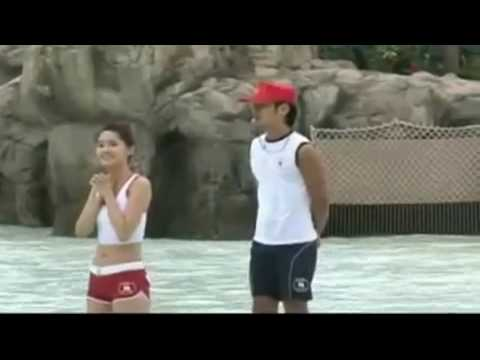 2PM + SNSD - Caribbean Bay [Behind the scenes]