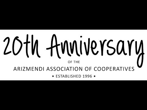 Arizmendi Association - 20th Anniversary