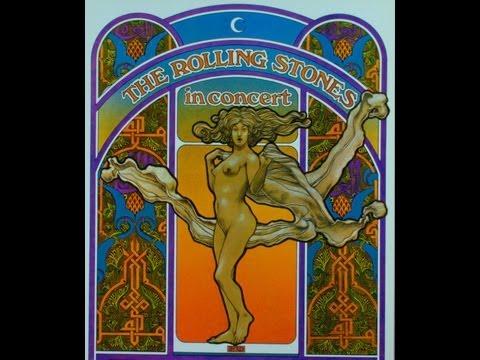 ipi Artist DAVID BYRD; ROLLING STONES, 1969 Tour. Altamont, Hells Angels. Original Poster