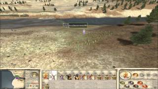 Alexander RTW Historical: Battle of Issus (Very Hard level)