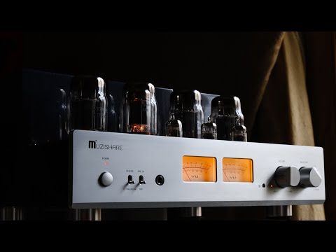 Review! The Muzishare X7 Tube Integrated Amplifier