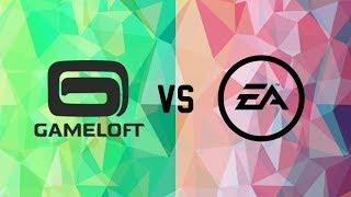 Gameloft vs EA | 5 similar Games thumbnail