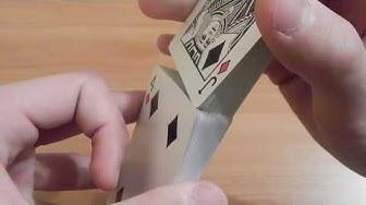 Kako Savrseno Promesati Karte-Faro Shuffle