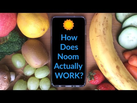 How does Noom Work? A behind the scenes look at the Noom app actually works!