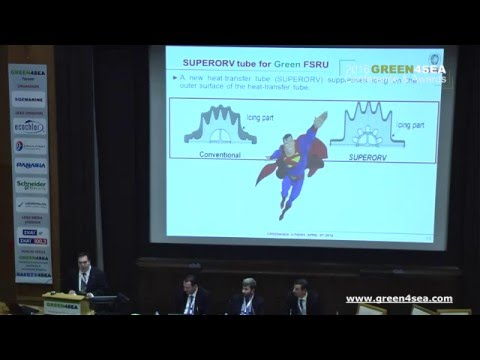 2016 GREEN4SEA Forum - John Kokarakis