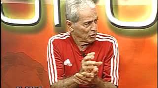 Varlei de Carvalho, ex-jogador e ex-técnico do E.C. Noroeste