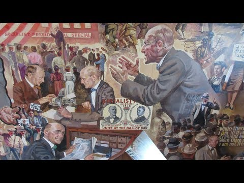 Terre Haute, Indiana - Eugene Debs Home, Clabber Girl Museum, Stiffy Green & More