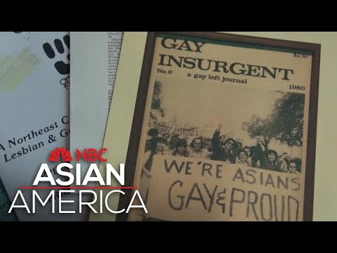 'We're Asians, Gay & Proud': The Story Behind The Photo   NBC Asian America