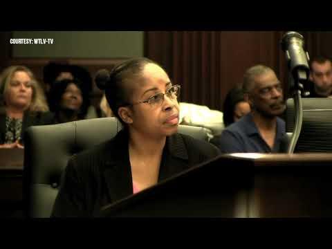 Gloria Williams Sentencing Day 1 Part 3 Williams Family Testifies 05/03/18