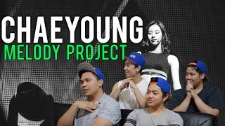 "Download CHAEYOUNG | MELODY PROJECT ""ALONE"" MV Reaction Mp3"