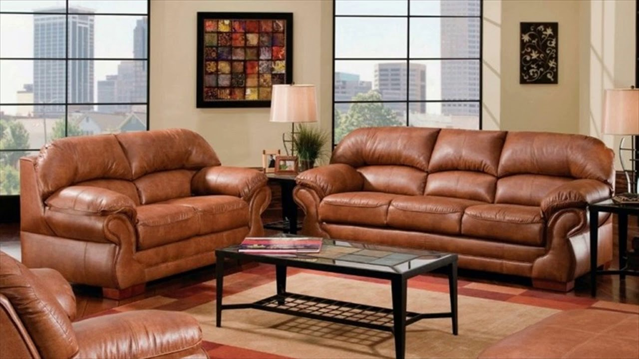 Leather Furniture Colors