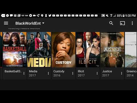 Black Entertainment Plex