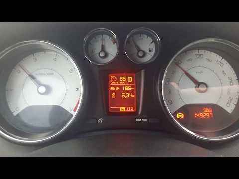 Пежо 308 ситроен с4 мотор ep6 расход бензина