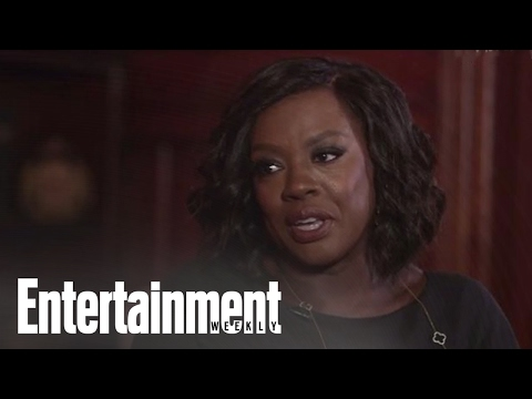 Viola Davis On The Characters That Define Her & Her Difficult Childhood | Entertainment Weekly