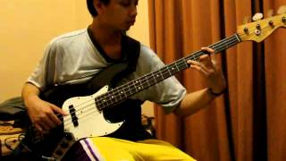 Indonesia Pusaka Cover on Bass ver. 2