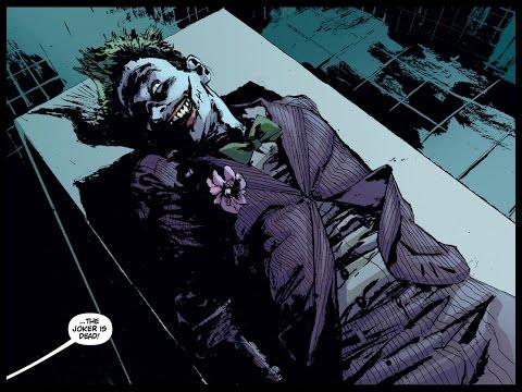 Batman Finally Kills Joker