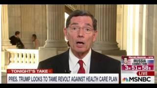 Chuck Todd Exposes A Big TrumpCare Lie